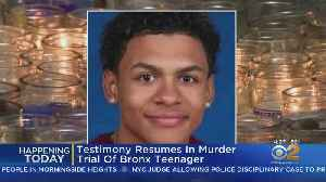 Testimony Resumes In 'Justice For Junior' Trial [Video]
