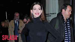 Anne Hathaway Receives Walk Of Fame Star [Video]