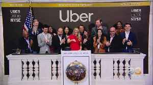 News video: Uber Makes Wall Street Debut