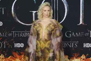 News video: Gwendoline Christie questioned 'being a woman'