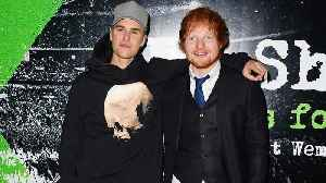 Ed Sheeran Shares Highly Anticipated Collaboration With Justin Bieber | Billboard News [Video]