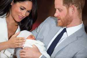 Duchess Meghan named baby after pet cat? [Video]