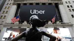 Uber Has A Rocky Stock Market Launch [Video]