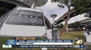 County of San Diego unveils new air monitoring tools [Video]