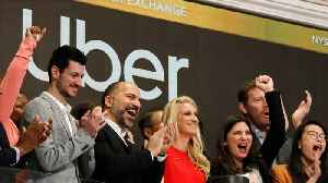 News video: Uber CEO Dara Khosrowshahi Reached Out To Employees Once It Went Public
