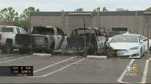 Dublin Arson Suspect Arrested After Police Chase [Video]