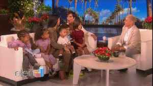 Kris Jenner Finds Out About Kim's Surrogate [Video]