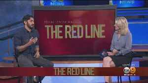 Actor Vinny Chhibber Talks His New Show 'The Red Line' [Video]