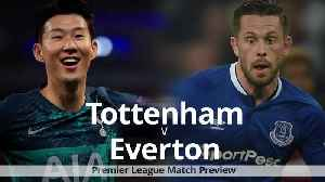 Spurs v Everton: Premier League match preview [Video]
