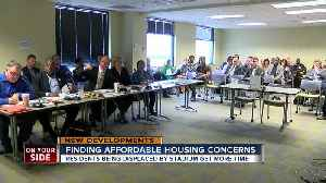 Affordable housing concerns [Video]