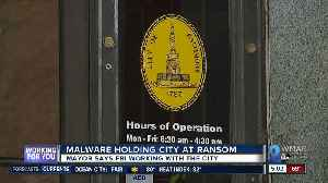 City continues to fight ransomware attack [Video]