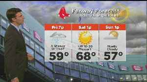 WBZ Evening Forecast For May 10 [Video]