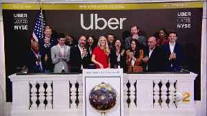 Uber Goes Public, Closes Lower Than Initial Public Offering Price [Video]