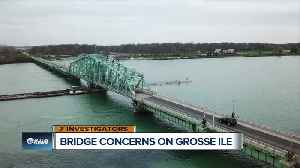 Deteriorating bridge: Wayne County skipped crucial inspection, 7 Investigation finds [Video]
