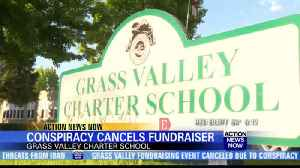 Conspiracy theory shuts down Grass Valley Charter school fundraiser [Video]