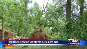 Clean-up efforts underway after tornado damages Lincoln County home [Video]