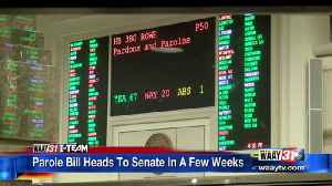 Parole Board Passes Bill in the House [Video]