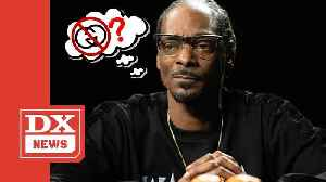 Snoop Dogg Inquires About The Gucci Ban [Video]