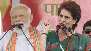 Priyanka Gandhi Vadra tells PM Modi, What did Congress in 70 years? | Oneindia News [Video]
