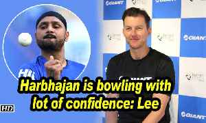 IPL 2019 | Harbhajan is bowling with lot of confidence: Lee [Video]