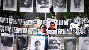 Mexicans seek answers over 40,000 missing loved ones [Video]