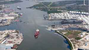 2nd Oil Spill In Two Months Closes Houston Ship Channel [Video]