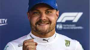 Vallteri Bottas Wins 3rd Straight F1 Pole [Video]