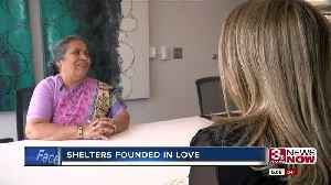 Shelters Founded in Love [Video]