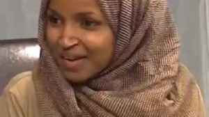 Ilhan Omar laughs as she says terrorist groups with intensity [Video]