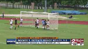 Bishop Kelley Boys, Booker T. Girls Win 5A Soccer State Titles [Video]