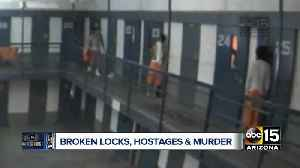 2017 murder blamed on Lewis Prison broken doors; 'overrides' causing latest safety issues [Video]