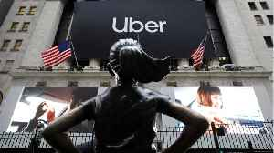 No bang, just a whimper: Uber's market debut stalls out [Video]