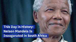 The Amazing Legacy Of Nelson Mandela [Video]