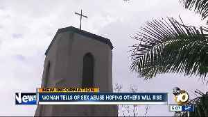San Diego woman accuses Monsignor of sexual abuse [Video]