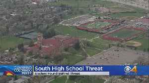 Denver Police Track Down Student At Center Of South High Threat [Video]