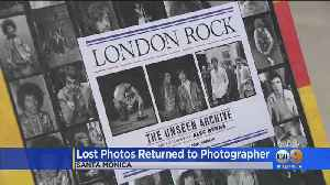 Lost Rolling Stones Photos Found 50 Years Later [Video]