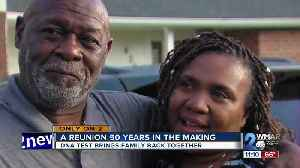 Surprise: Father reunited with daughter after 50 years apart [Video]