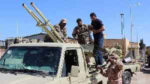 Libya calls for help against rebel offensive [Video]