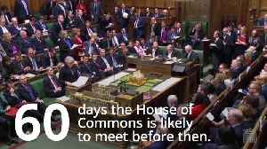 Countdown to Brexit: 173 days until Britain leaves the EU [Video]