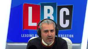 Maajid Nawaz's Reaction To Police Investigation Into Danny Baker Tweet [Video]