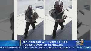 Pregnant Woman Robbed In Newark [Video]