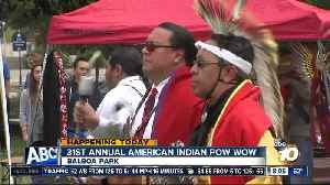 31st annual American Indian Pow Wow returns to Balboa Park [Video]