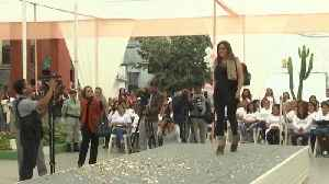 Fashion show for Mother's Day in Peru prison [Video]