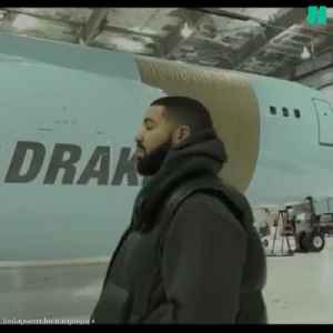 Drake Is Proud Papi Of His Very Own Jet [Video]