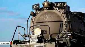 Union Pacific Brings One Of The Biggest Locomotives Back To Life [Video]