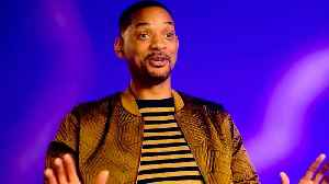 Disney's Aladdin with Will Smith - Cast of Wonders [Video]