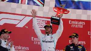Lewis Hamilton Wins Again [Video]
