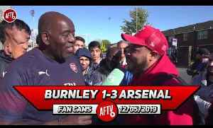 Burnley 1-3 Arsenal | I'll Give Emery A 6/10 Rating For This Season! (Troopz) [Video]