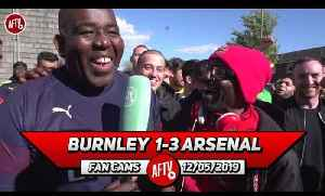 Burnley 1-3 Arsenal | Aubameyang Deserves The Golden Boot! (Ty) [Video]