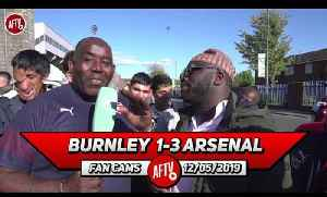 Burnley 1-3 Arsenal | We Are Going To Win The Europa League!! (Kelechi) [Video]